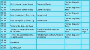 Calendario San Pepe 2016